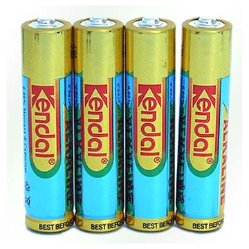 Alkaline AAA Szie Battery (Щелочная AAA аккумулятора Szie)