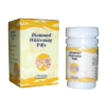 Diamond Whitening Pills