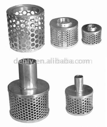 Strainer and Tin Can Strainer
