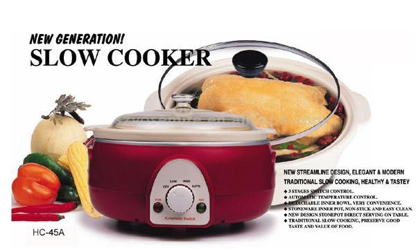 Slow Cooker (Низкая плита)