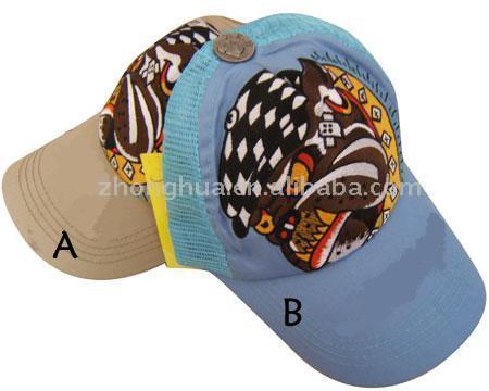 Fashion Caps (Мода шапки)