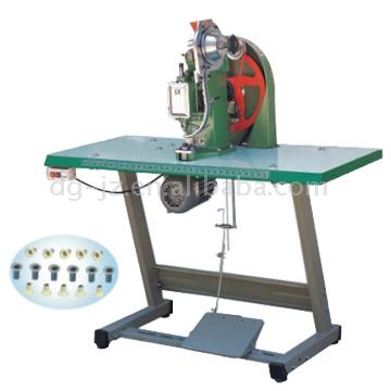 Insole Eyeleting Machine (Стельки Eyeleting машины)