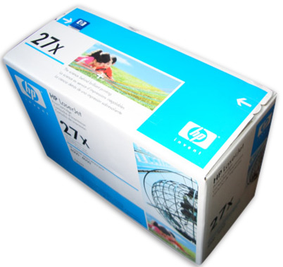 Refilling Laser Toner Cartridges. Compatible HP Toner Cartridge