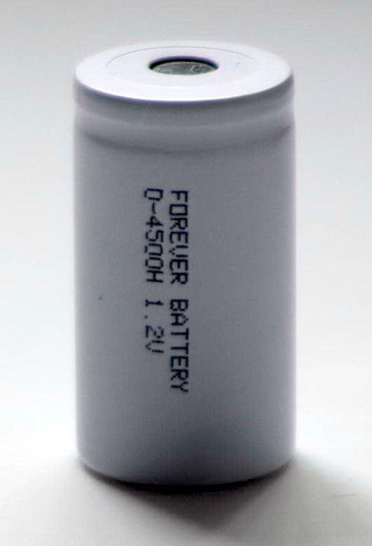 D Size High Temperature Battery (Размер D Высокие температуры батарей)