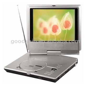 "10.4"" Swivel LCD with DVD, DVB-T, TV, Game, USB and MP4 (10.4 ""Поворотный ЖК-дисплей с DVD, DVB-T, TV, Game, USB и MP4)"