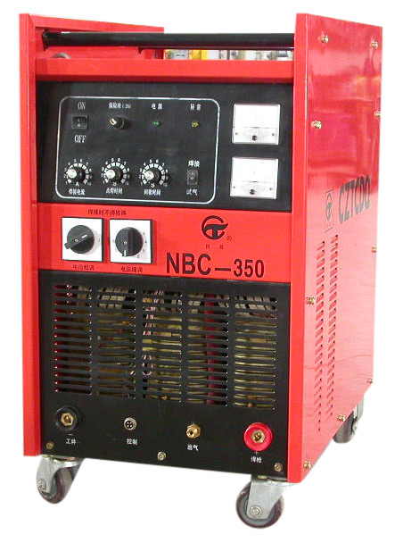 NBC-350 CO2 Shield Welder (NBC-350 CO2 Shield Сварщик)