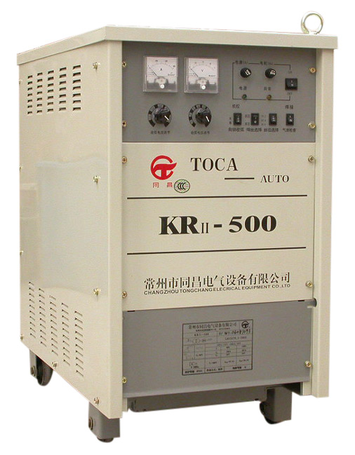 KRII-500 CO2 Shield Welder (KRII-500 CO2 Shield Сварщик)