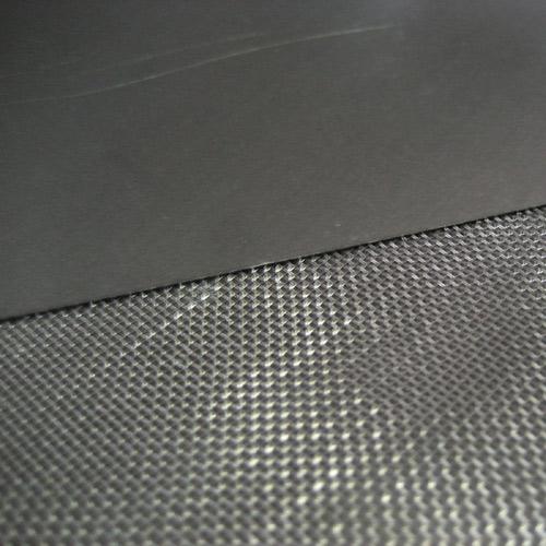 Reinforced Graphite Sheet with Metal Wire Mesh (Конструкция графитового листа с металлической проволоки сетки)