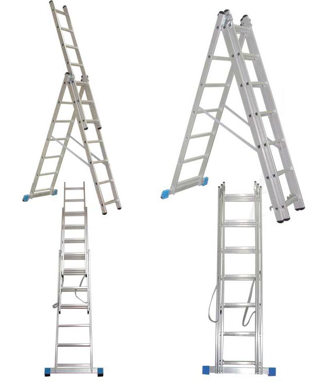 Combination Ladder (Комбинированные лестницы)