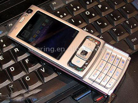 Mobile Phone Nokia 8800 Sirocco