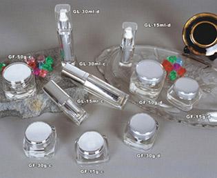 Rock Crystal Acrylic Product