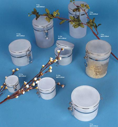Sealed Jar