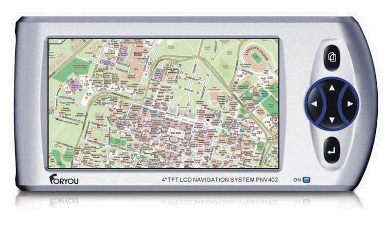 Portable GPS 402 (Портативный GPS 402)