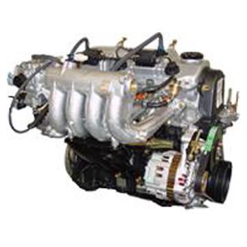 4G13 1300cc-1600cc Engine (4G13 1300cc 600cc двигателя)