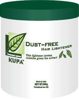 Dust-Free Hair Lightener (Незапыленном Волосы Lightener)