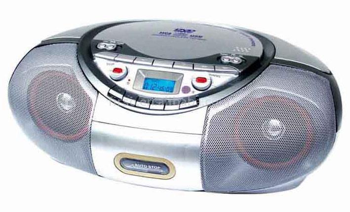 Portable CD-Player (Portable CD-Player)