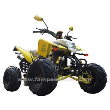 200cc Water-Cooled Shaft Drive Automatic ATV for 2 Riders (200cc Вода охлаждением вала Автоматический ATV для 2 Riders)