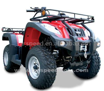 250cc Water-Cooled Shaft Drive Automatic ATV for 2 Riders (250cc Вода охлаждением вала Автоматический ATV для 2 Riders)