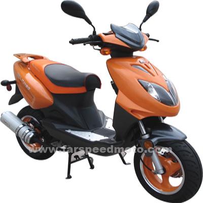 50cc/125cc/150cc EEC Approved Scooter (50cc/125cc/150cc ЕЭС Утвержденный Scooter)