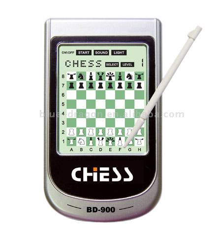 Touch Panel Chess Game Player (Сенсорная панель Chess Game Player)