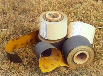 Sand Paper (Papier abrasif)