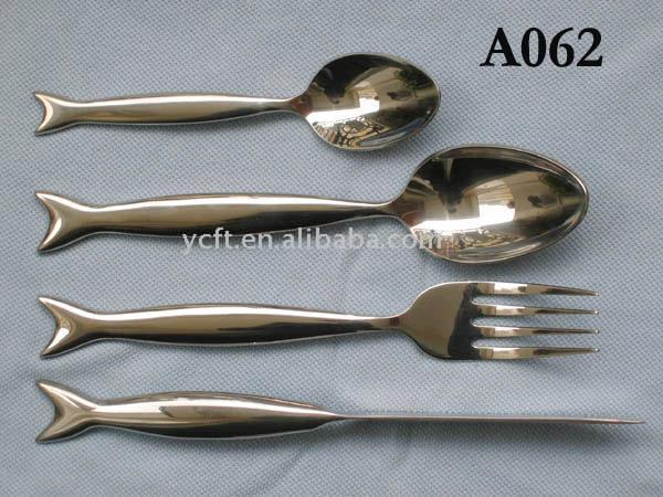 Stainless Steel Flatware (A062)