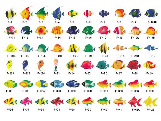 Plastic Fish (Пластиковые рыбы)