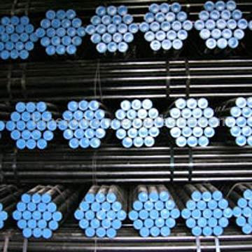 Seamless Steel Pipe (Бесшовных стальных труб)