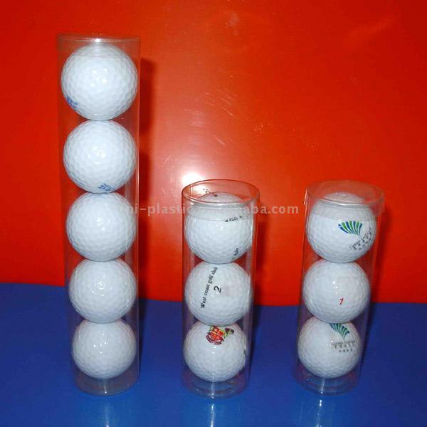 Plastic Tubes for Golf Balls (Пластиковые трубы для мячей для гольфа)