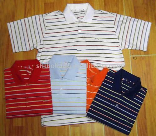 2007 Newest Stripe T-Shirt