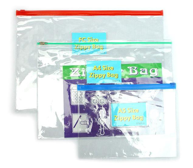 PVC Zip Bag (ПВХ-Zip Bag)