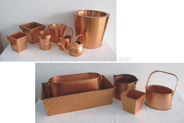 Copper Garden Tools (Медные Садовые инструменты)