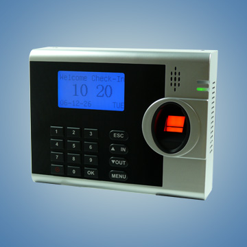 Fingerprint Time Clock with RFID Function