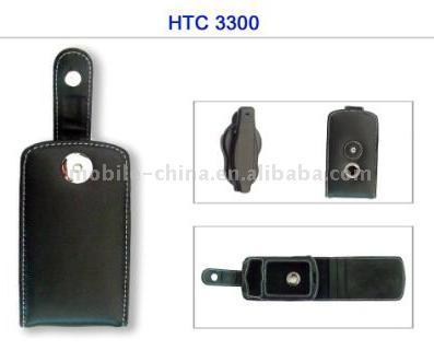 PDA HTC P3300 Leather Case (КПК HTC P3300 Кожаный чехол)