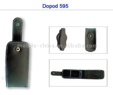 PDA Dopod 595 Leather Case (КПК Dopod 595 Leather Case)