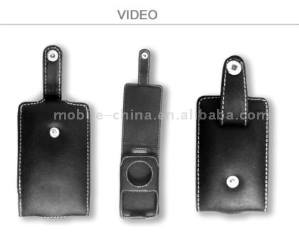 Leather Case for iPod Video (Кожаный чехол для Ipod Video)