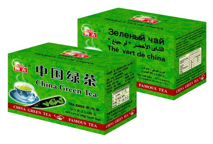 Kakoo Green Tea (Kakoo Зеленый чай)