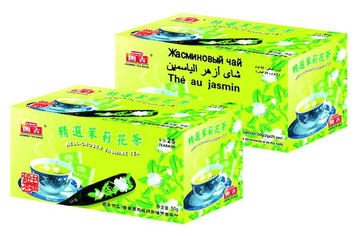 Kakoo Well-Chosen Jasmine Tea (Kakoo хорошо подобранных Jasmine Tea)