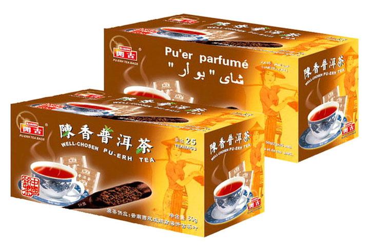 Kakoo Well-Chosen Pu-Erh Tea (Kakoo хорошо подобранных Пу-Эр чай)