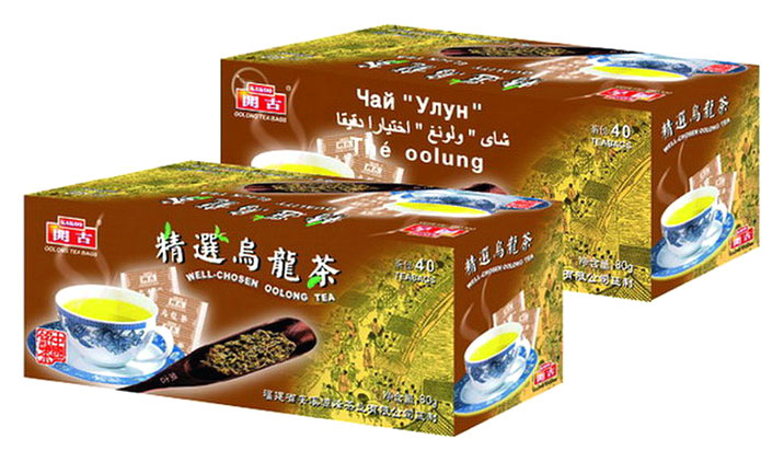 Kakoo Well-Chosen Oolong Tea (Kakoo хорошо подобранных Улун)