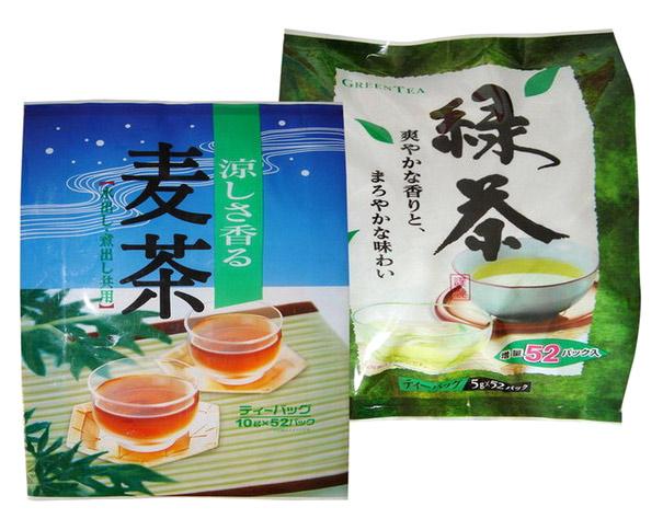 Barley Tea (Ячменный чай)