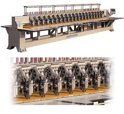 TNB Series Automatic Sequins Embroidery Machine (ТНБ серии Автоматическая Блестки вышивальная машина)