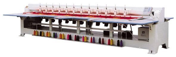 TNMJ Series Computer Chenille Embroidery Machine (TNMJ компьютера серии Шенилле вышивальная машина)