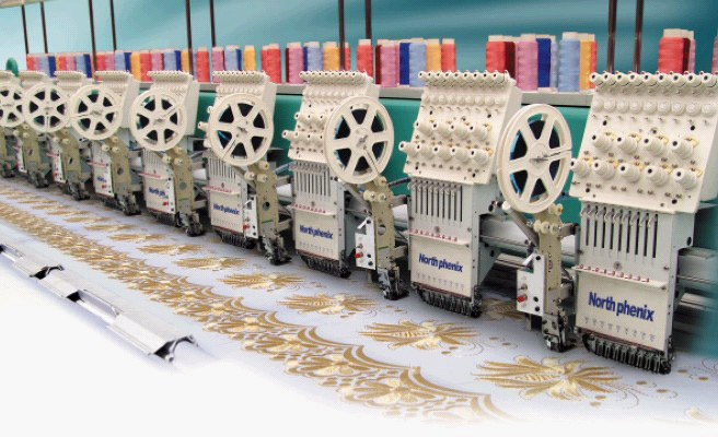 TNBG Series High Speed Computerized Embroidery Machine (TNBG Series High Sp d компьютеризированная вышивальная машина)
