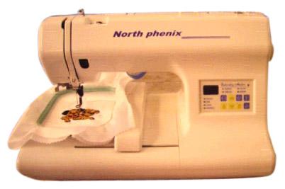Home Computerized Embroidery Machine (Главная Компьютеризированная вышивальная машина)