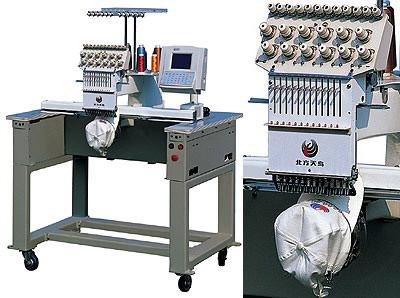 TNB-C Series Tubular Embroidery Machine (ТНБ-серии C трубчатые вышивальная машина)