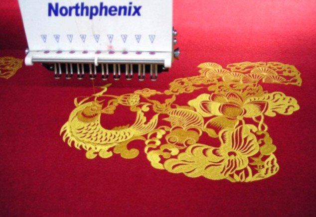 TNBS Series High Speed Computerized Embroidery Machine (TNBS Series High Sp d компьютеризированная вышивальная машина)