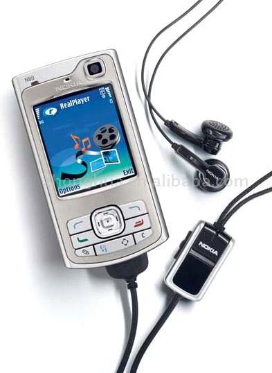 Mobile Phone (Nokia N80)
