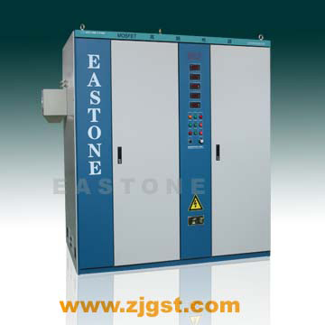 Solid-State High Frequency Induction Heating Power Supply