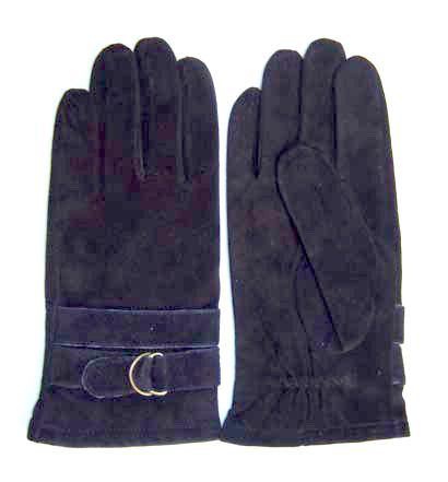 Ladies` Pig Suede Gloves (Дамы хрюшка замшевые перчатки)
